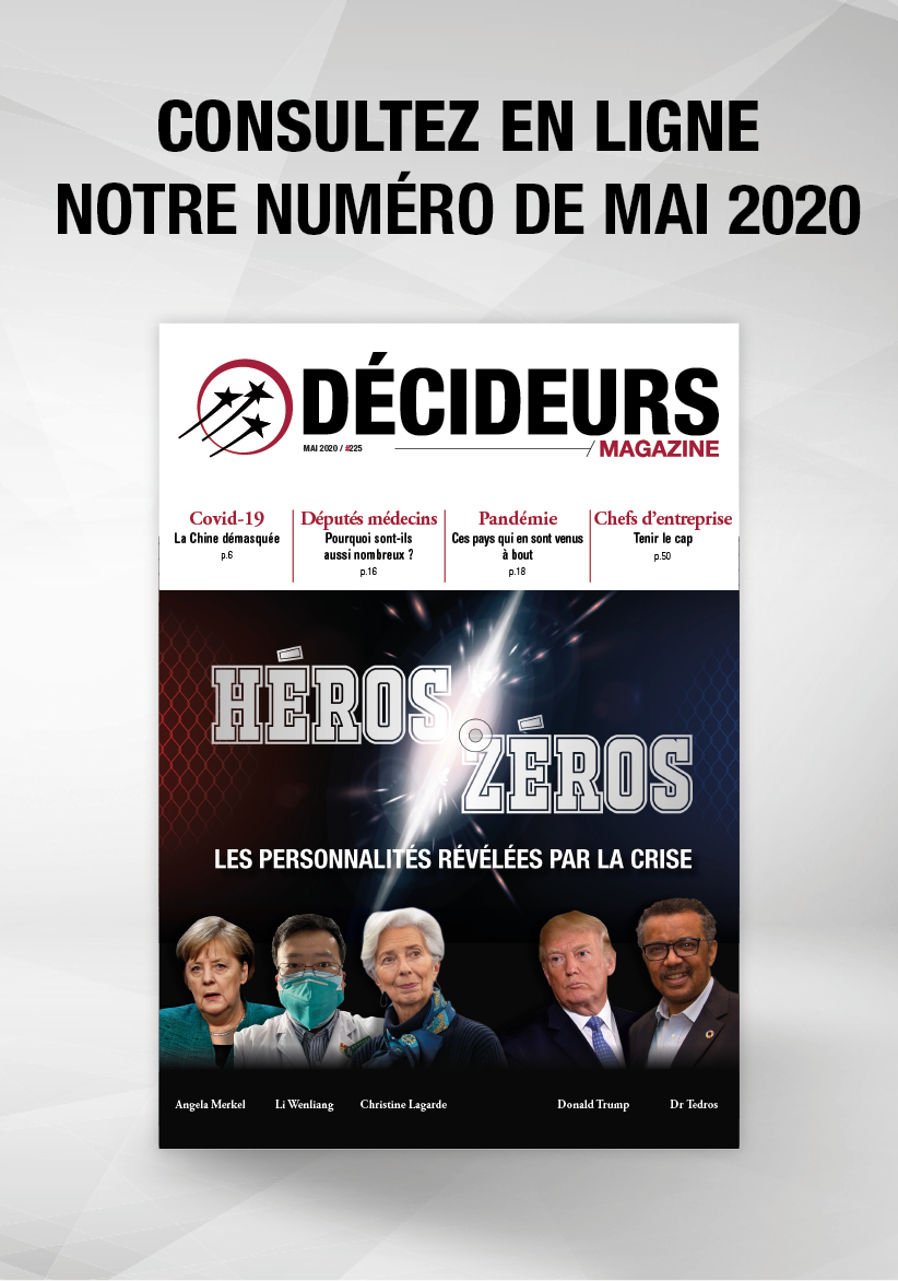 Décideurs Magazine mai 2020